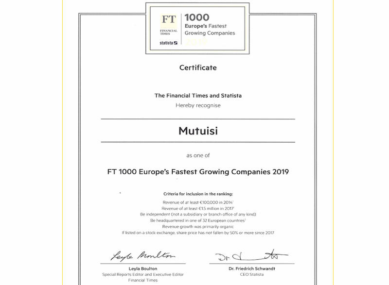 mutuiSi-tra-le-FT-1000-Europe's-Fastest-Growing-Companies-2019