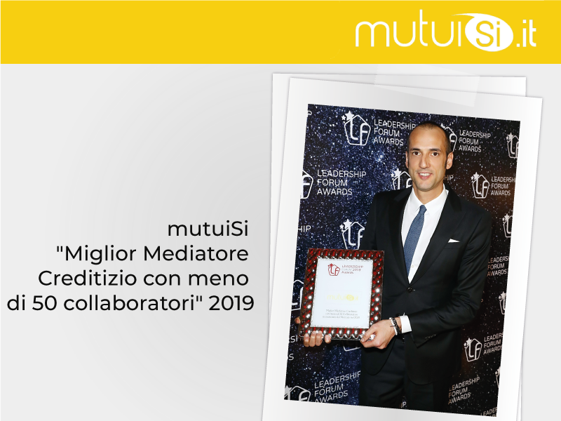 mutuiSi-premiata-al-Leadership-Forum-Awards-2019